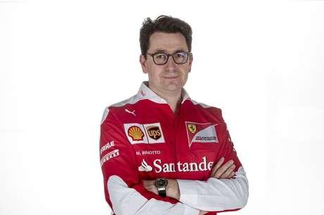 Binotto afirma que Ferrari estaria errada em pensar que são mais rápidos que a Mercedes
