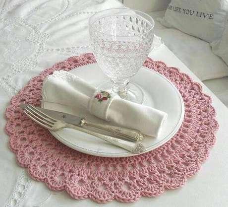 31. A delicadeza dos tons de rosa blush é uma boa ideia para quem não quer errar a cor.