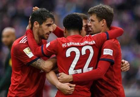 Bayern é o novo líder do Alemão (Foto: Christof STACHE / AFP)