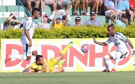 Palmeiras perdeu oportunidade de se classificar às quartas