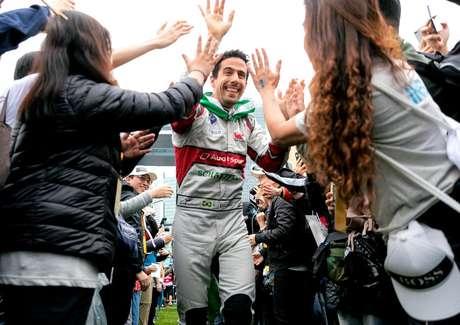 Lucas Di Grassi termina em segundo e conquista seu 29º pódio da Fórmula E em Hong Kong