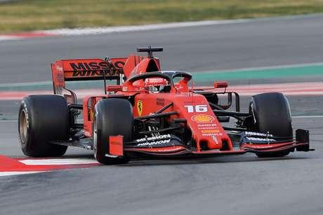 Brawn não espera que Leclerc derrote Vettel na Ferrari