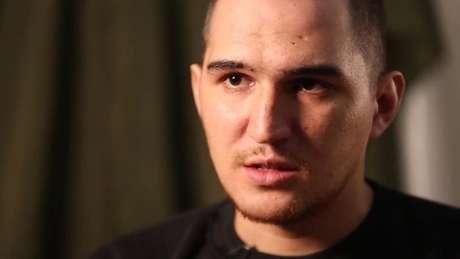 Yago Riedijk, que nasceu na Holanda, está detido pelos curdos na Síria