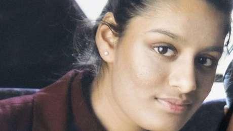Shamima Begum deixou o Reino Unido em 2015 para se unir ao Estado Islâmico