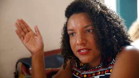 A deputada estadual Renata Souza (PSOL-RJ) trabalhou por 18 anos com a vereadora Marielle Franco (PSOL)
