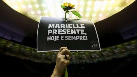 Mortes de Marielle e Anderson foram alvos de diversas manifestações ao longo do último ano