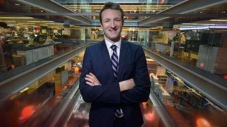 O diretor do BBC World Service Group, Jamie Angus, afirma que o combate às fake news é uma prioridade para a organização