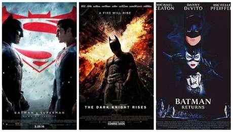 Warner Chennel celebra 80 anos do Batman com maratona especial de filmes.