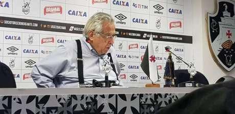 Eurico Miranda vinha sofrendo com problemas de saúde (David Nascimento)