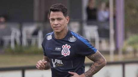 Giovanni Augusto não estava nos planos do Corinthians para 2019 (Foto: Daniel Augusto Jr/Agência Corinthians)
