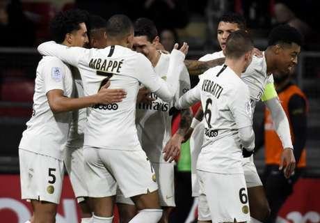 Para esquecer a Champions, PSG goleia o Dijon pelo Francês (Foto: AFP)