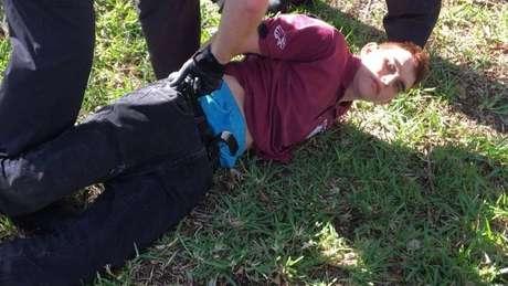 Nikolas Cruz, responsável pelo ataque, havia sido expulso da escola por 'motivos disciplinares'. Ele está preso.
