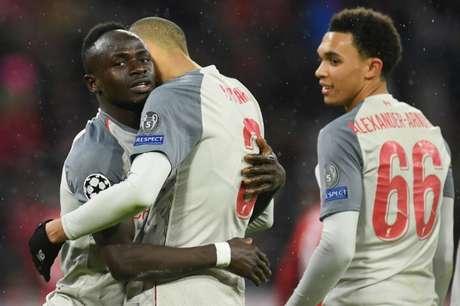 Mané foi o homem da partida (Foto: AFP)