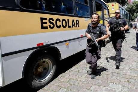 Massacre em escola de Suzano deixou oito mortos, além dos dois atiradores