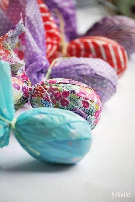 66. Modelo de embalagem para ovo de páscoa – Foto: Elephantina – Cosas de peques
