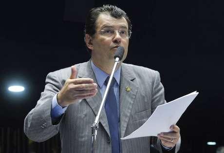 """Para Eduardo Braga, o Senado """"tem sido tolerante"""" com o governo do presidente Jair Bolsonaro."""