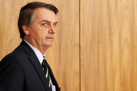 Presidente Jair Bolsonaro 08/03/2019 REUTERS/Adriano Machado
