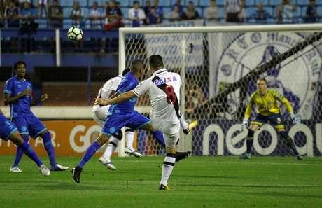 Último jogo entre Vasco e Avaí foi em 2017, com vitória da equipe catarinense (Carlos Gregório Júnior)