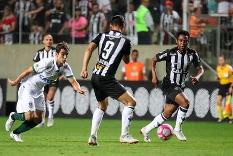 Galo e Coelho podem decidir quem será o líder da primeira fase do Mineiro neste domingo- Bruno Cantini / Atlético