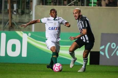 O Coelho não comemora uma vitória sobre o Atlético-MG desde 2016- Bruno Cantini / Atlético
