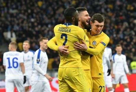 Giroud foi o grande destaque (Foto: AFP)