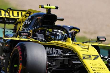 """Renault preocupada com as """"equipes B"""" depois do bom ritmo da Toro Rosso no TL1"""