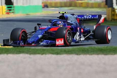Após batida e erros na Austrália, Albon admite que ainda está se acostumando com a Fórmula 1