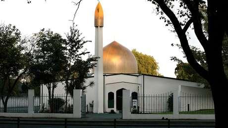 Brenton Tarrant abriu fogo contra mesquita Al Noor
