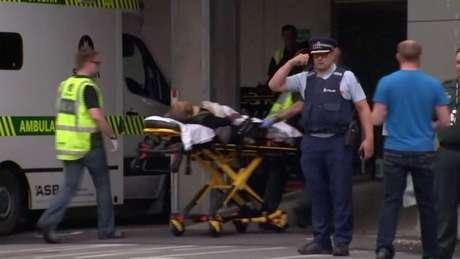 Pelo menos 49 pessoas morreram e mais de 20 ficaram feridas nos ataques
