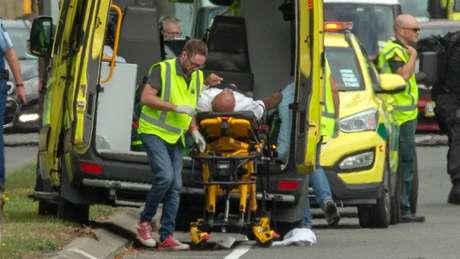 A primeira-ministra da Nova Zelândia, Jacinda Ardem, classificou os ataques como atos terroristas