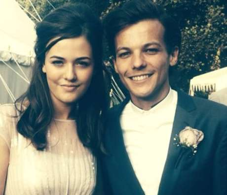 Félicité Tomlinson era irmã de Louis, do One Direction.