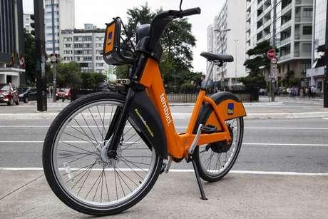 Bateria das e-bikes do Bike Sampa têm autonomia de 60 quilômetros
