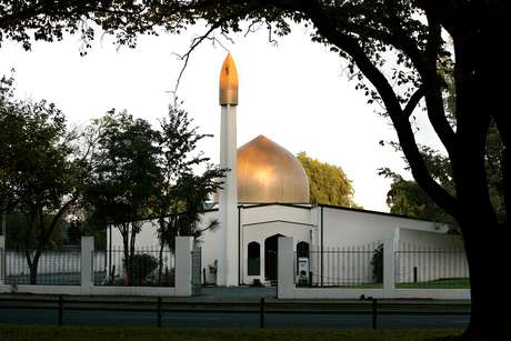Mesquita de Al Noor, em Christchurch, em foto de 2014 REUTERS/SNPA/Martin Hunter