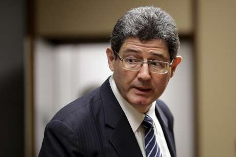 O presidente do BNDES, Joaquim Levy
