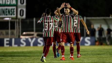 Fluninense enfrenta o Boavista esta noite em Bacaxá pela 5ª rodada da Taça Rio 2019.