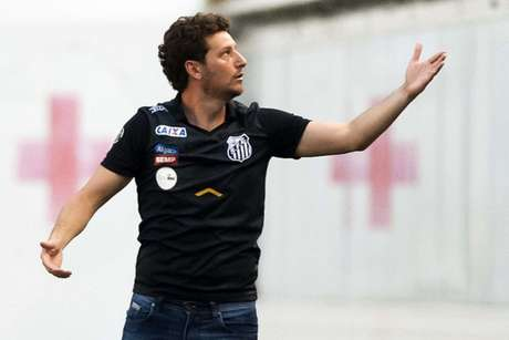 Elano também já treinou a equipe santista (Foto: Ivan Storti)