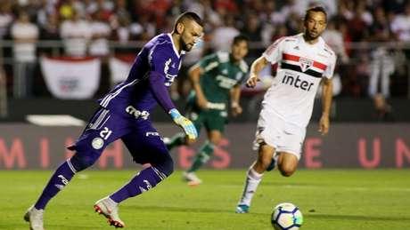 Clássico entre São Paulo e Palmeiras é um dos mais disputados da capital paulista (Moura / WPP)
