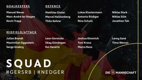 Thomas Muller, Jerome Boateng e Mats Hummels foram cortados pelo técnico Joachim Löw (Reprodução)