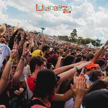 A organização do Lollapalooza Brasil 2019 divulgou a programação completa do festival