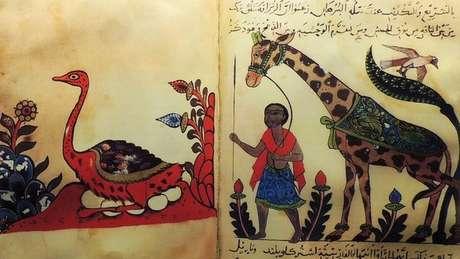 O Livro dos Animais, de al-Jahiz, tem sete volumes