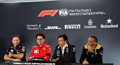"""Horner: Novas equipes na F1 significariam apenas """"mais retardatários"""""""