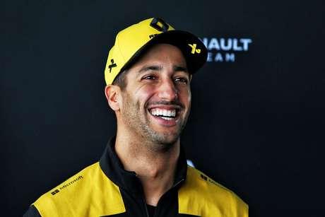 Ricciardo visando vingança sobre Hulkenberg em Hockenheim