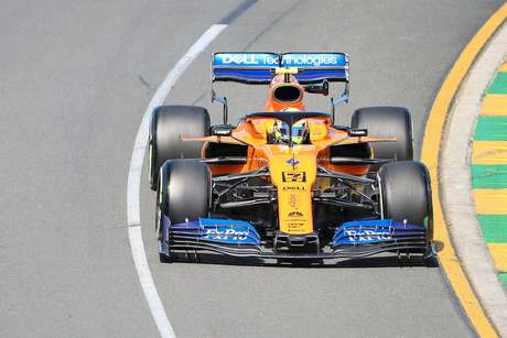 Norris acha que decepcionou a McLaren, largando em 8º e terminando fora dos pontos