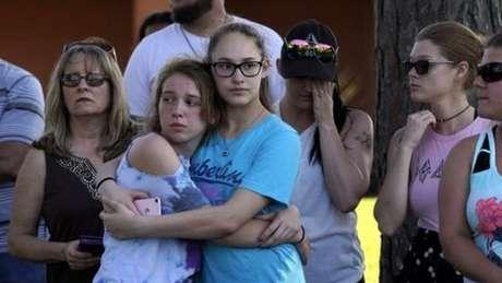 Um adolescente de 17 anos matou 10 pessoas a tiros na Santa Fe High School, no Texas, em 2018