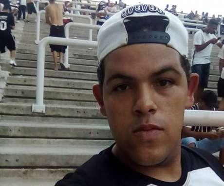 Diego Silva era integrante da torcida Pavilhão 9