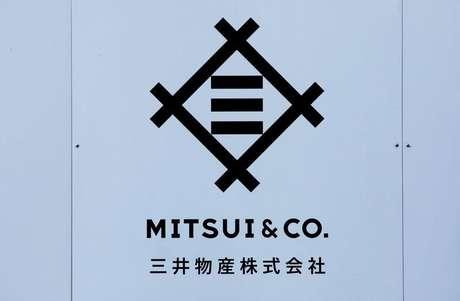 Logo da Mitsui, que adquiriu 16,87 por cento da Órigo 10/01/2018 REUTERS/Toru Hanai