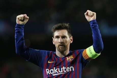 Messi faz belíssima temporada (Foto: Reprodução)