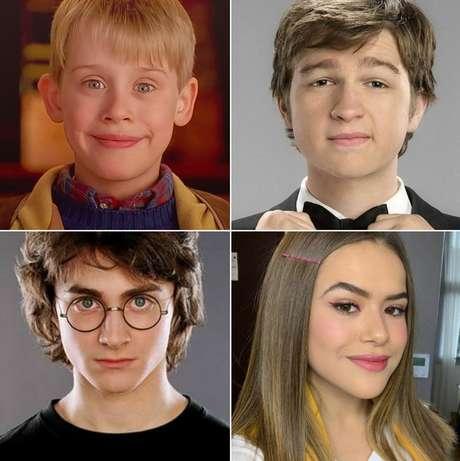 Macaulay Culkin, Angus T. Jones, Daniel Radcliffe e Maísa Silva: milionários na adolescência