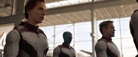 Novo uniforme deve unificar os Vingadores.