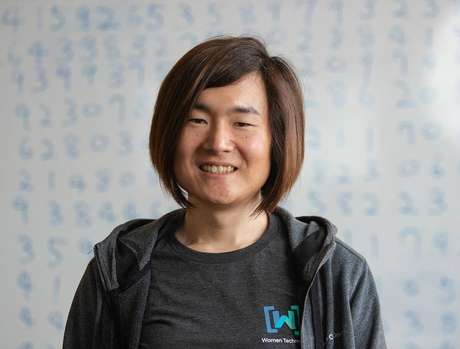 Emma Haruka Iwao, engenheira do Google